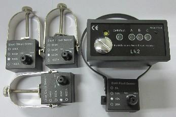 面板故障指示器